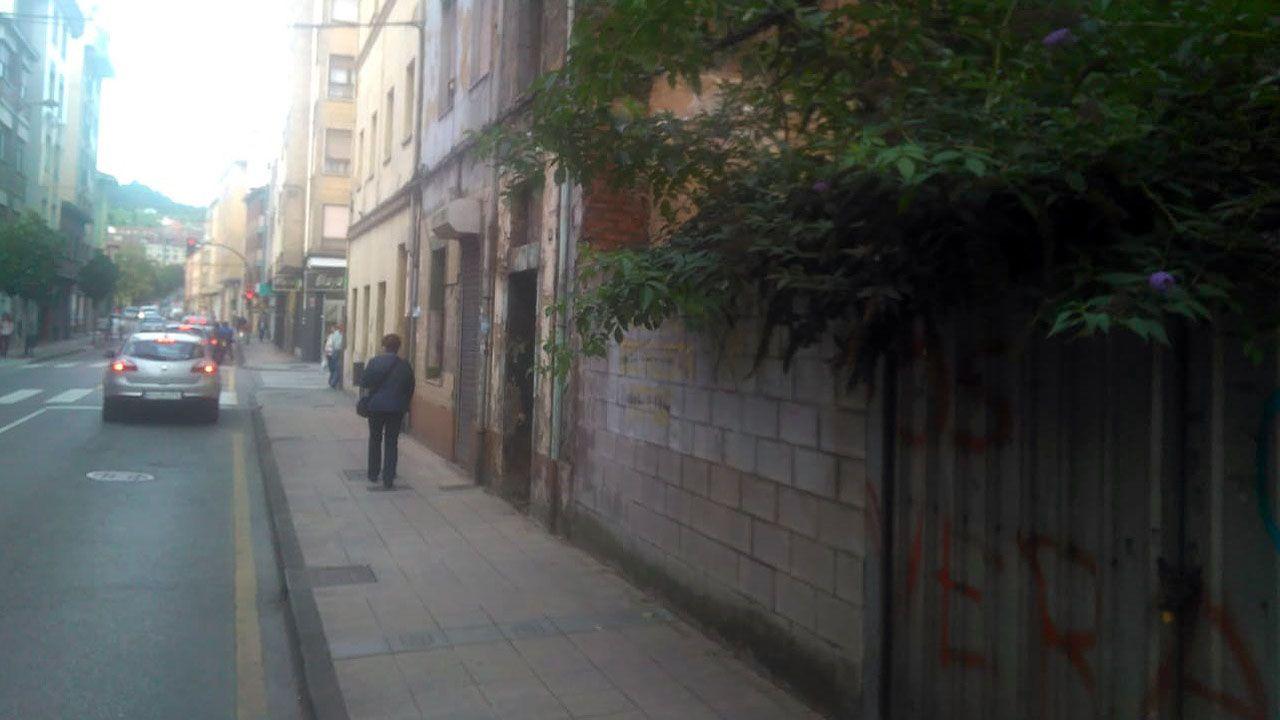 Carolina Bescansa: «Podo axudar a botar a Feijoo».Viviendas vacías en Langreo