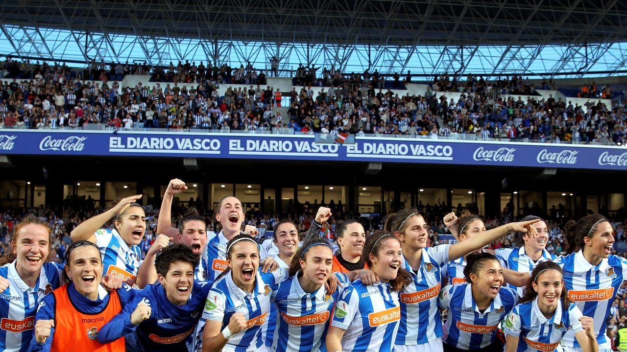 Javi Rozada Calahorra Vetusta.El infantil A del Real Oviedo antes de un partido