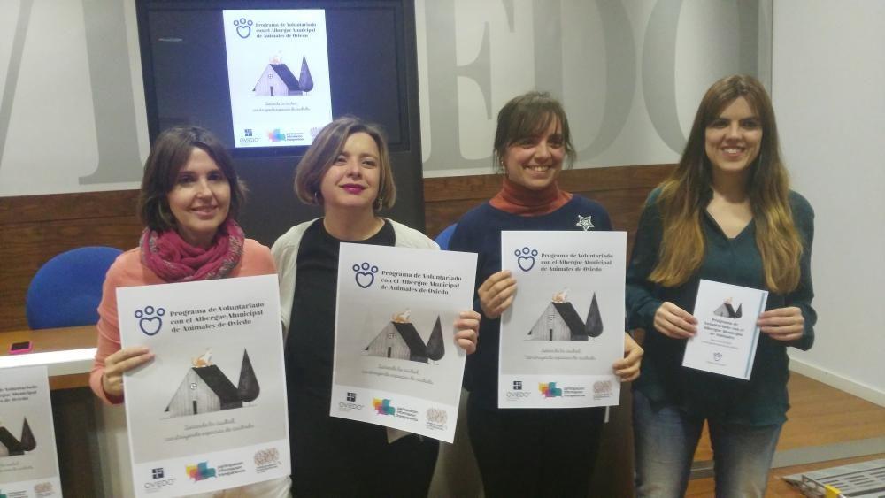 Presentación campaña voluntariado Albergue de Animales