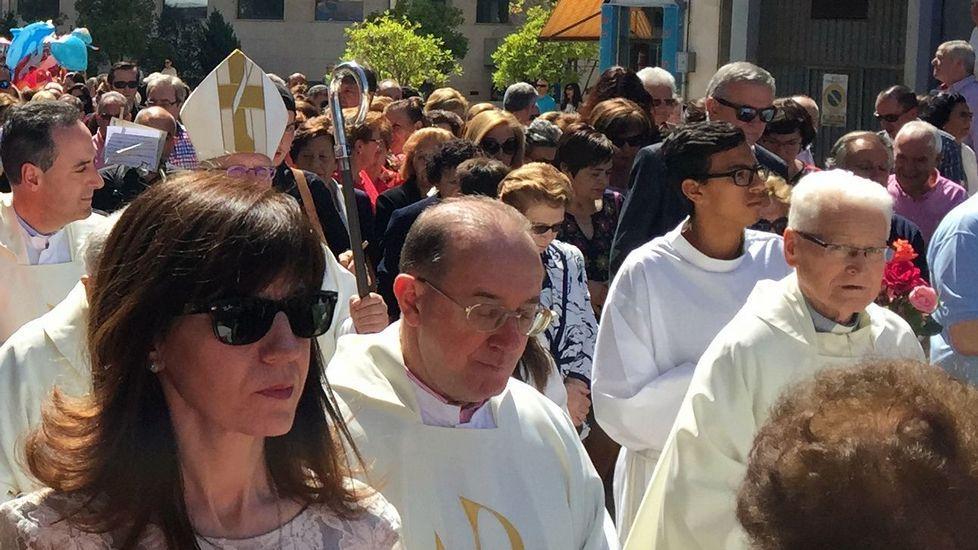 El responsable de finanzas del Vaticano, imputado por abusos sexuales a menores.El arzobispo de Oviedo, Jesús Sanz Montes