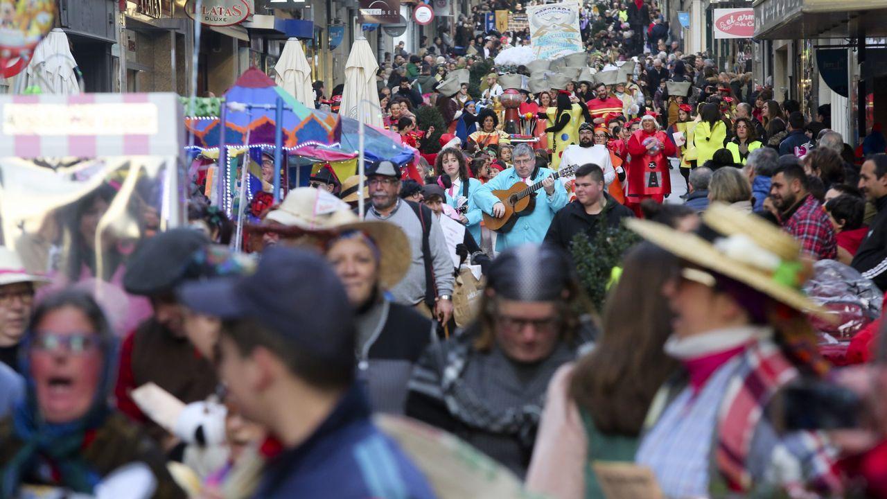 Carnaval en Neda