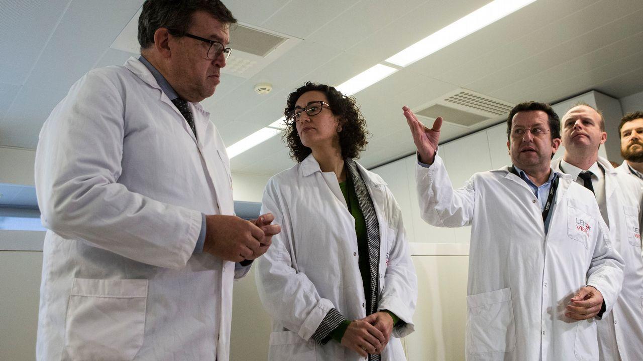 Rufián recuerda al PSOE que el «mejor desinfectante es la cal viva».La líder de Ciudadanos, Inés Arrimadas, se dispone a dar la réplica al candidato Puigdemont.
