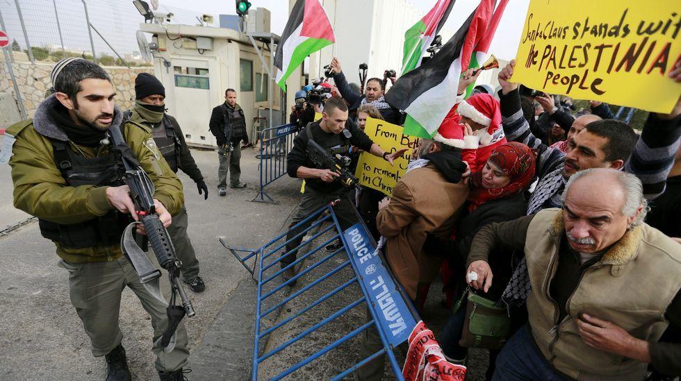 Declarado culpable el soldado israelí que remató en el suelo a un atacante palestino herido.Benjamin Netanyahu, primer ministro israelí