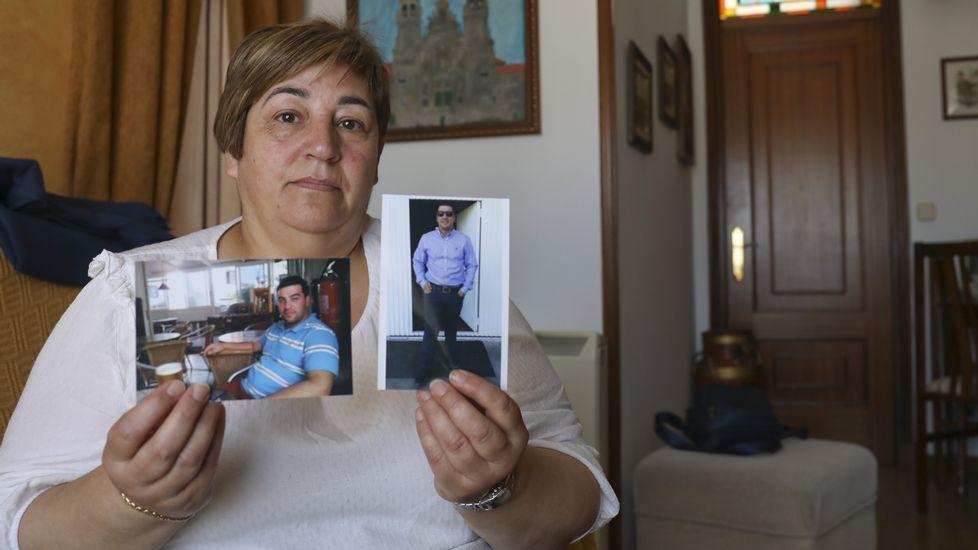 Diez meses sin la autopsia de un hijo muerto.