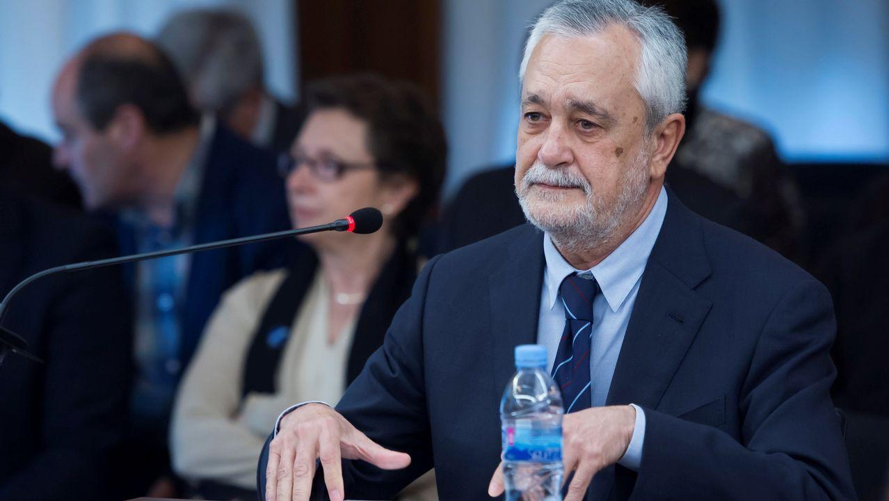 Manuel Chaves, en una imagen de archivo