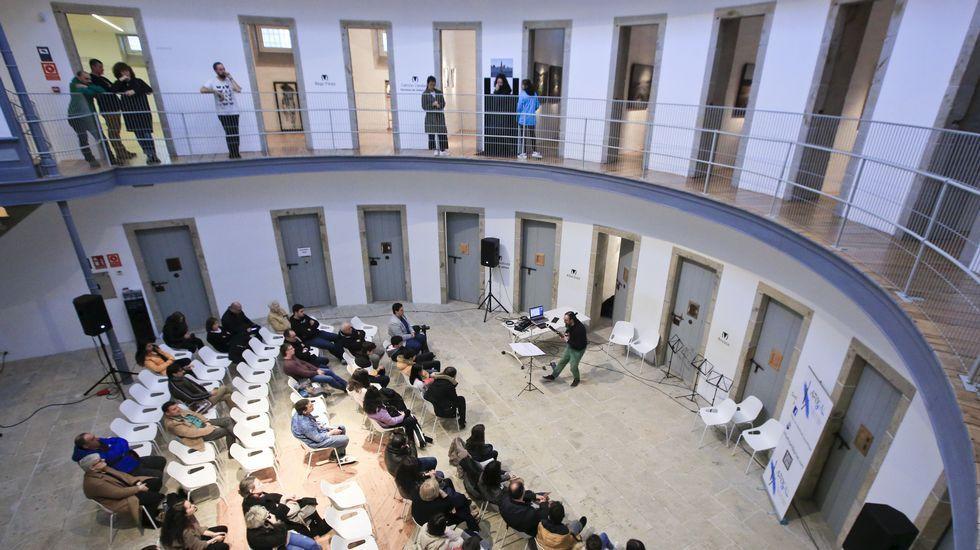 Las oficinas de Sicyme, finalistas en los premios del Colexio de Arquitectos