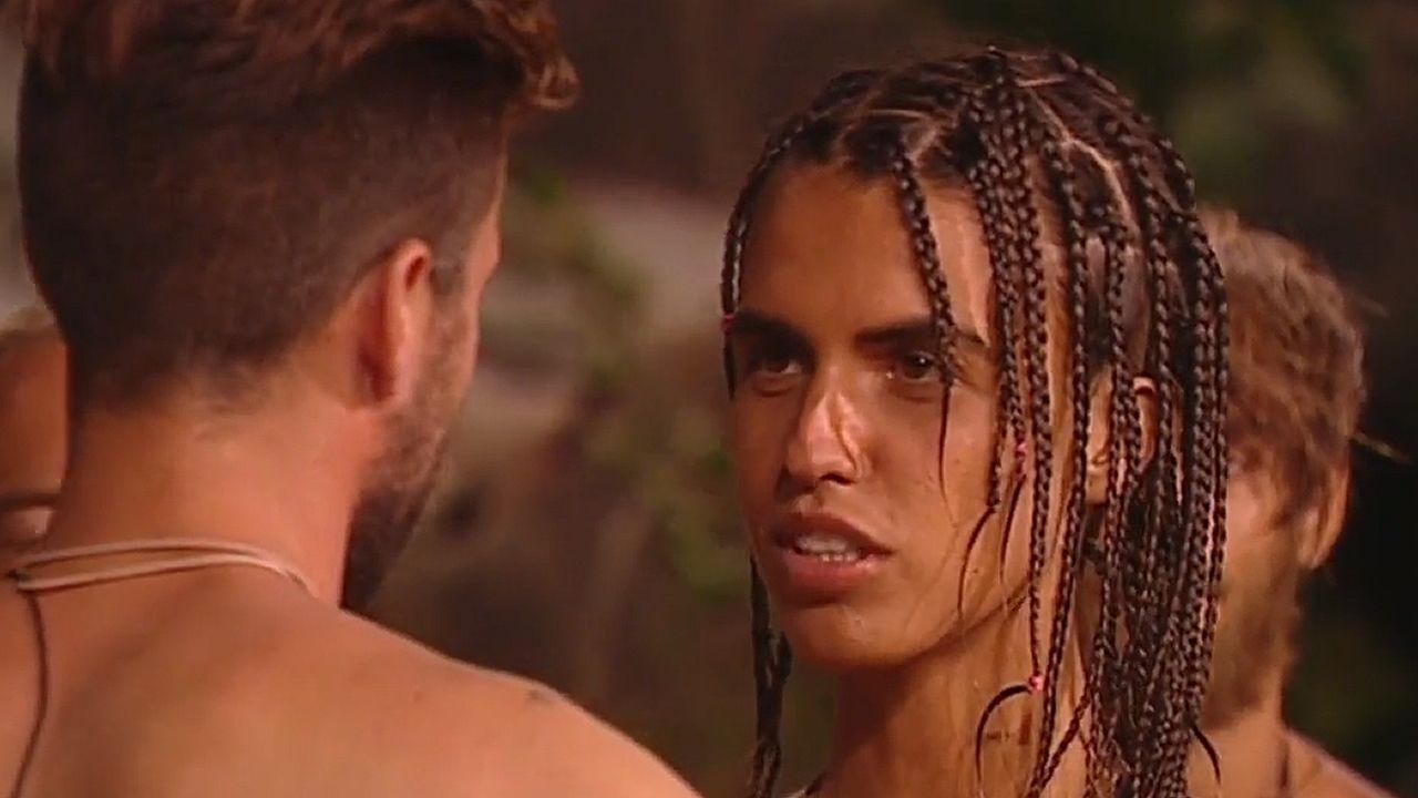 Sofía Suescun y Alejandro Albalá mantienen relaciones en la isla.Logan
