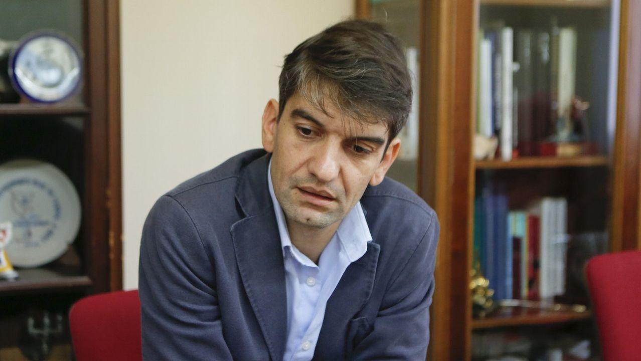 Jordi Ballart, en una imagen institucional como alcalde