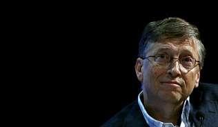 Huawei desvela su Matebook X en el Mobile World Congress.Bill Gates, fundador de Microsoft