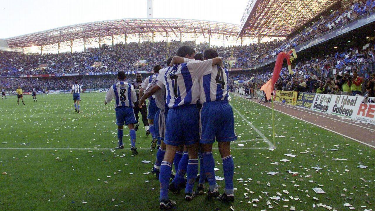 «¡Ay, Martín, qué emoción!».Real Oviedo Genuine