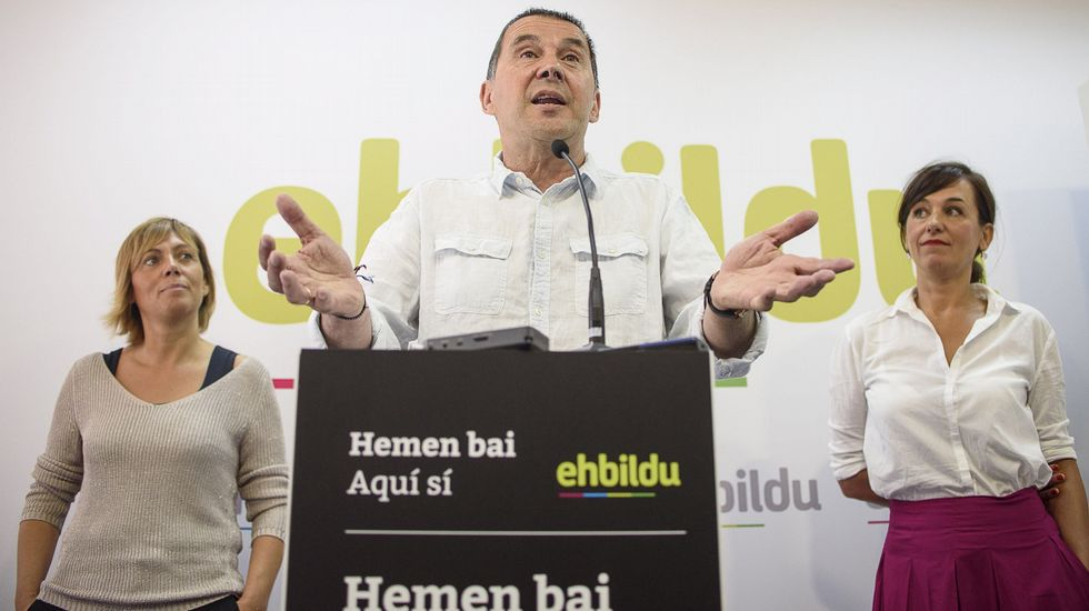 La Junta Electoral decide que Otegi no puede ser candidato
