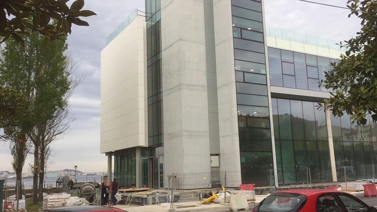 Así luce el nuevo hotel de Santa Cruz