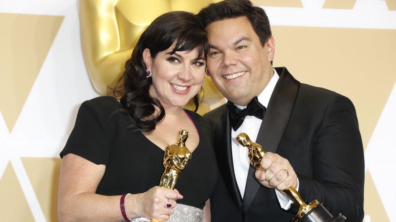 .Mejor canción para «Remember me», en «Coco», de Kristen Anderson-Lopez, Robert Lopez