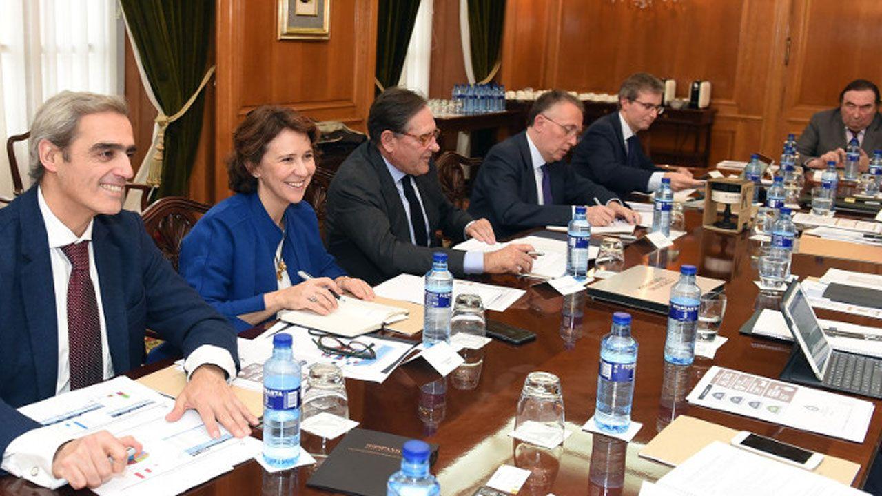 Reunión del Patronato de la Fundación Princesa de Asturias