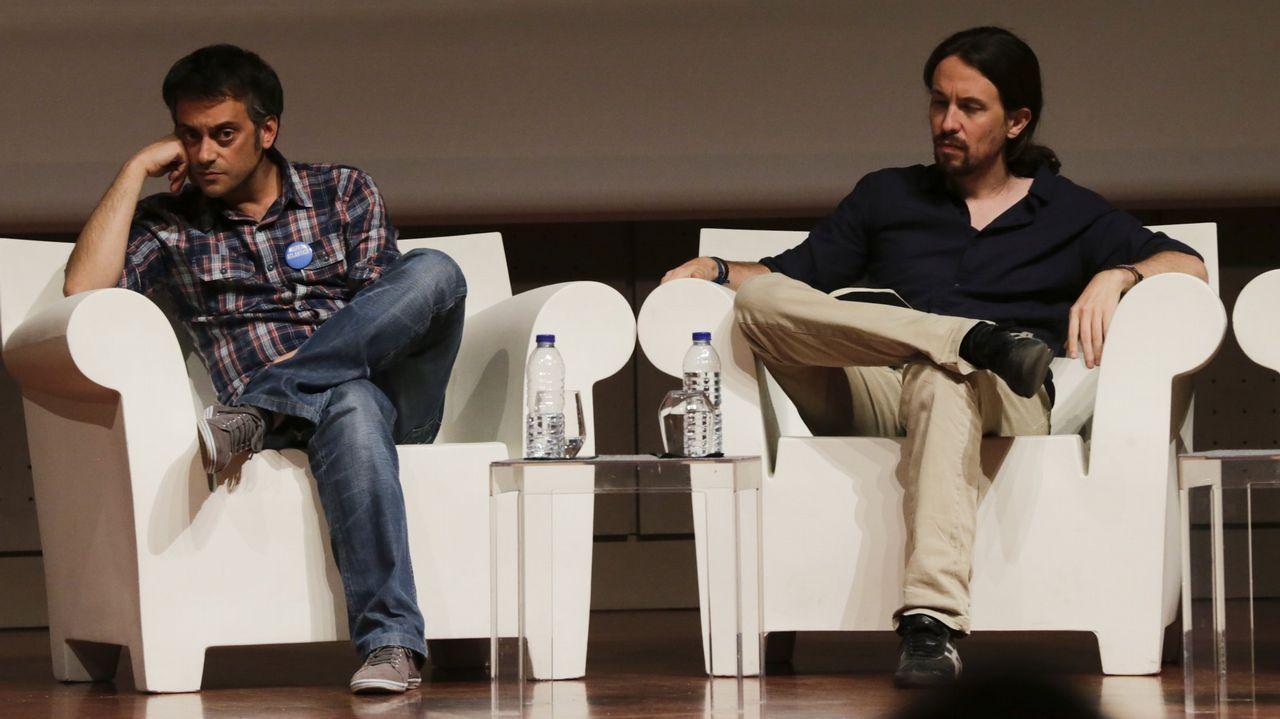 Imagen de Beiras del 2012, en la Asamblea de Amio