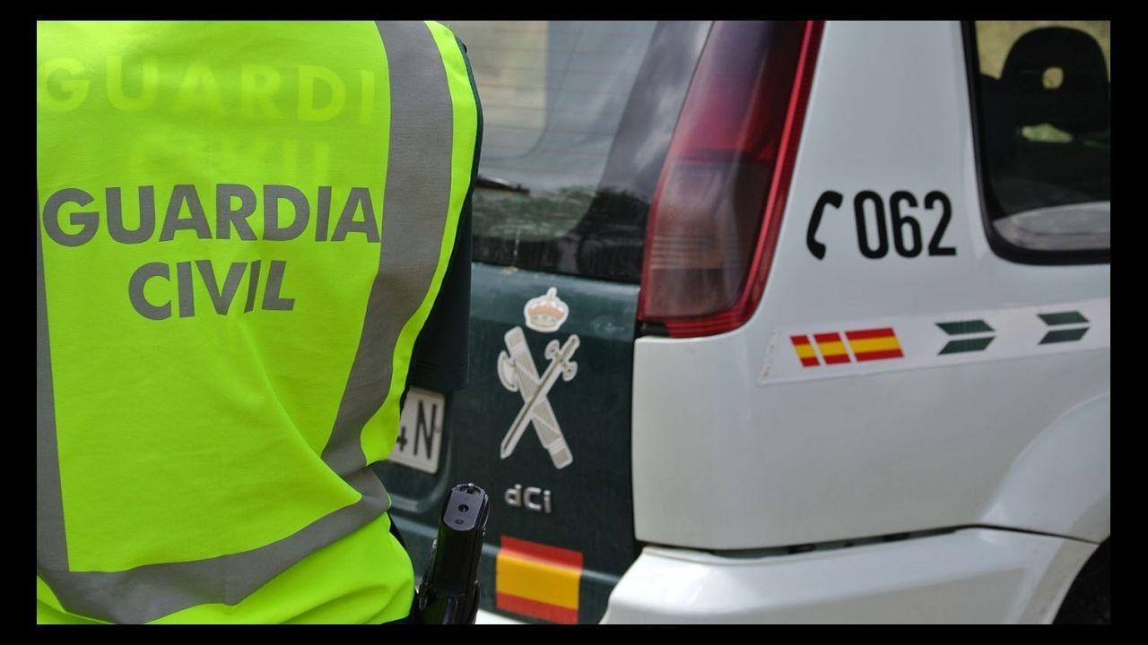 Golpe de la Guardia Civil a las operaciones contra el tráfico ilegal de angulas.