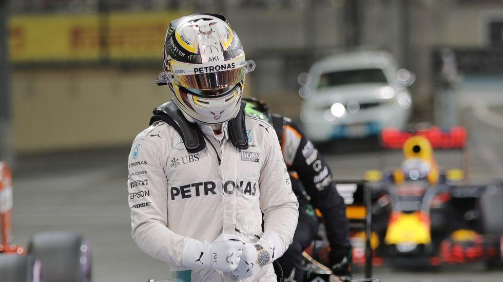 Rosberg campeón del mundo