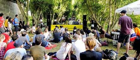 Festival de Glastonbury.El carácter familiar del evento ha sido valorado para la candidatura.