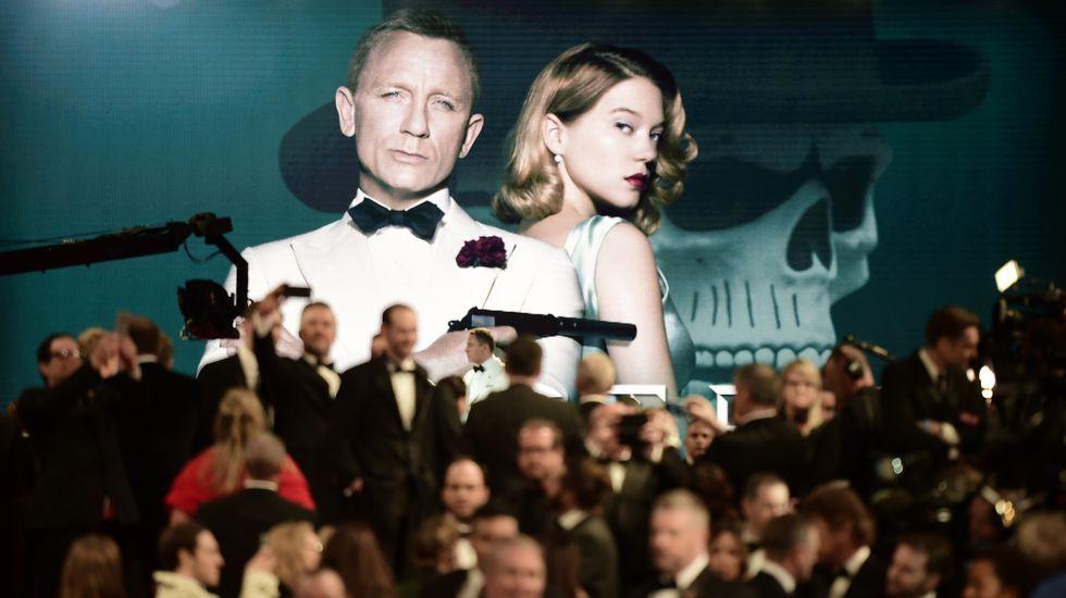 El cartel de la nueva película