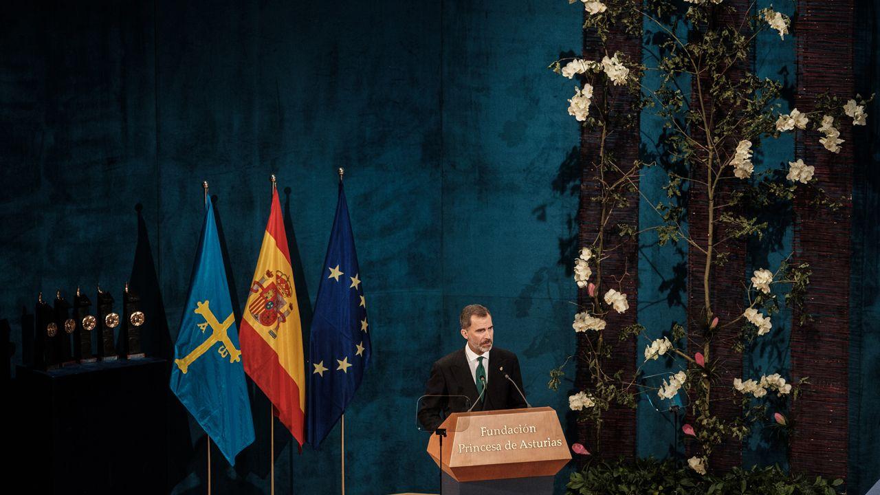 El cineasta estadounidense Martin Scorsese, en Oviedo, donde recibirá el Premio Princesa de Asturias de las Artes