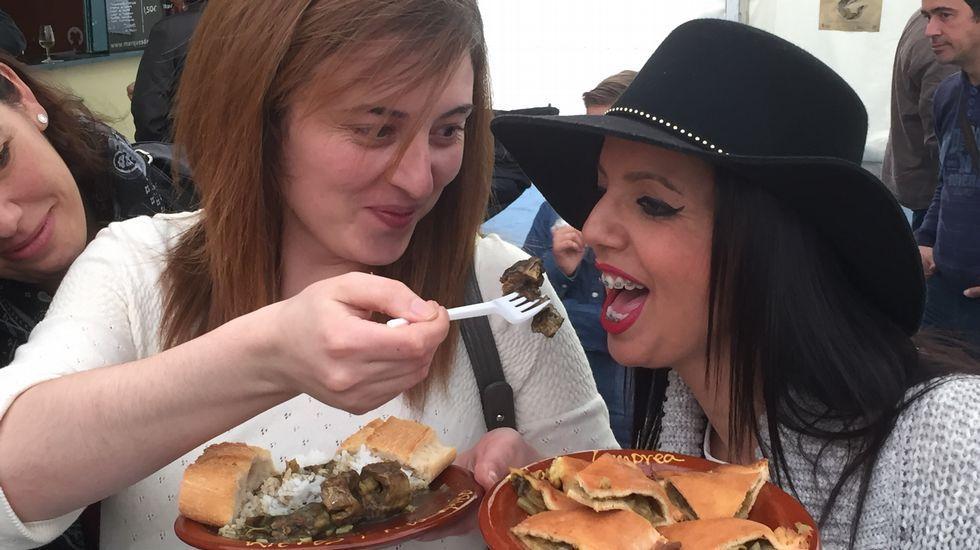 Festa da lamprea de Arbo.