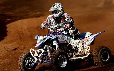 Dani Remuiñán compite esta temporada con  Yamaha.
