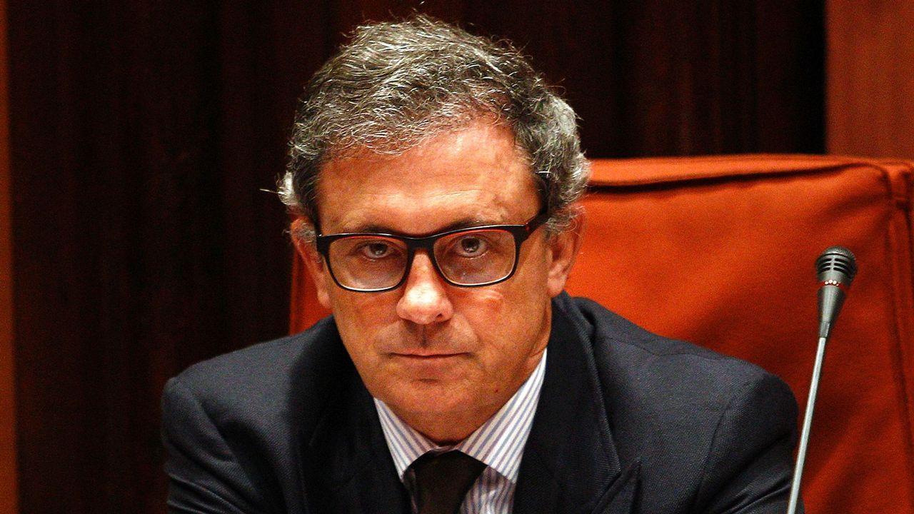 Jordi Pujol Ferrusola sale de prisión tras pagar medio millón de euros de fianza