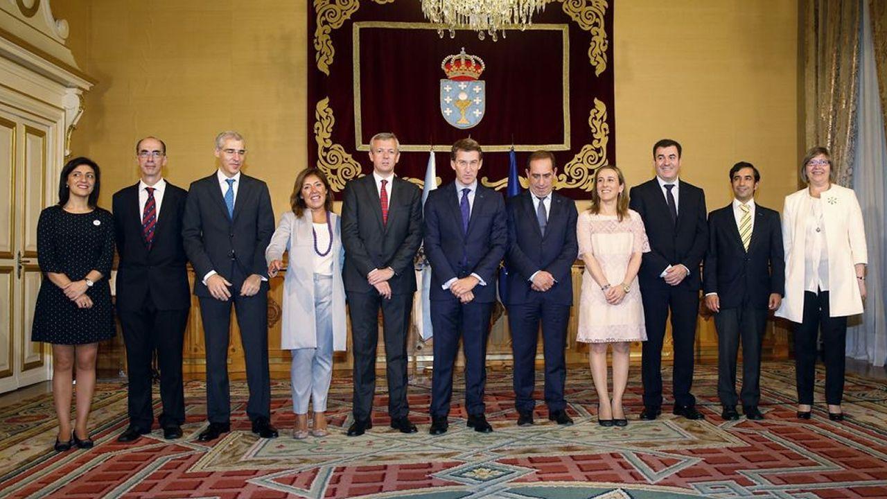 Las lecciones de Aznar y la respuesta del PP.El secretario general de Foro, Francisco Álvarez Cascos