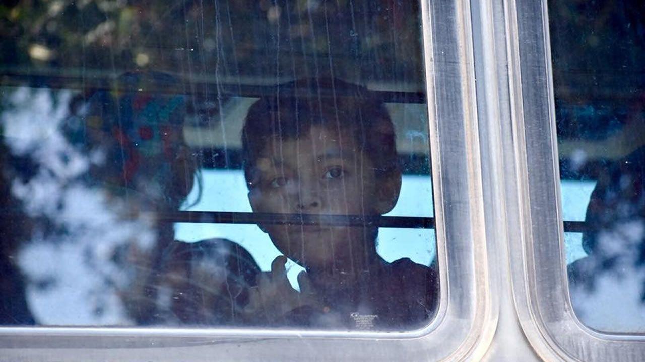 Manafort, a su llegada el pasado 8 de marzo al tribunal federal de Alexandria, en Virginia