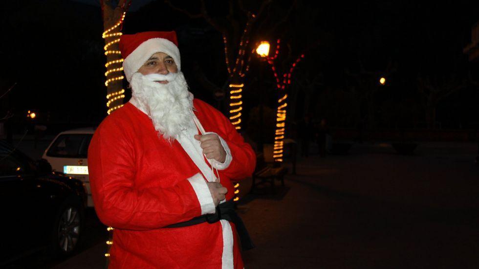 Papá Noel se hará fotos con los niños los días 23 y 24