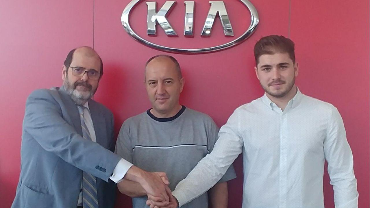.Ángel Paniceres vuelve al Campeonato de España de Rallyes con Kia
