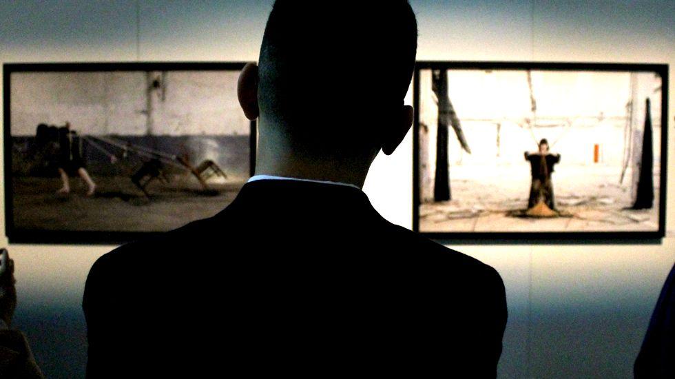 Un espectador ante dos imágenes de Soledad Córdoba