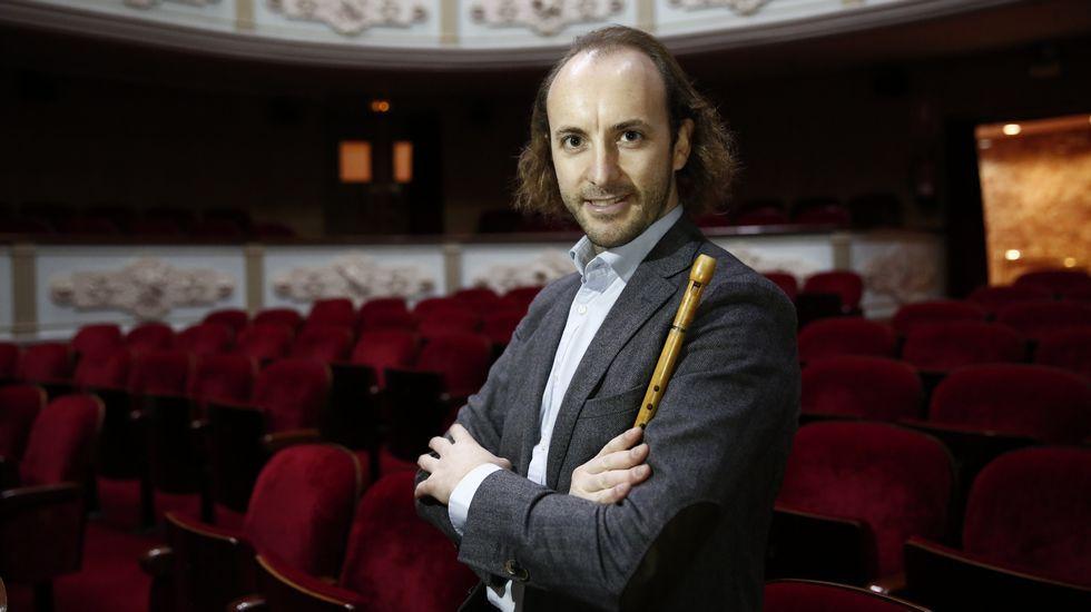 Cristina Pato: «Este é un Grammy especial pola parte galega do traballo premiado»