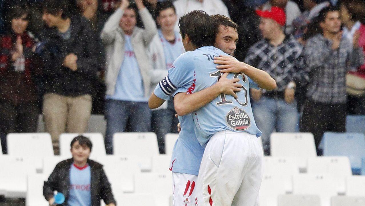 20 - Cádiz-Celta (3-1) el 28 de noviembre del 2009