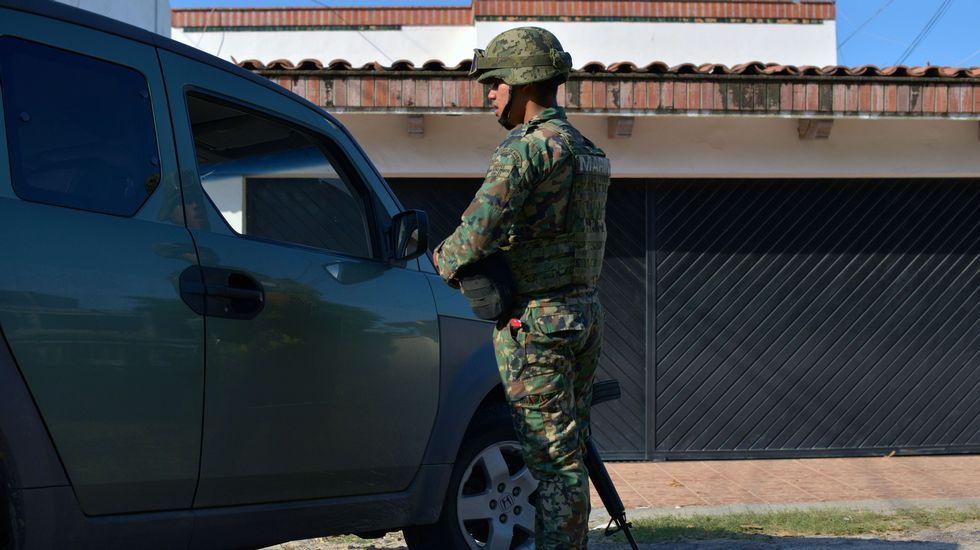 Búsqueda del Chapo Guzmán en Sinaloa