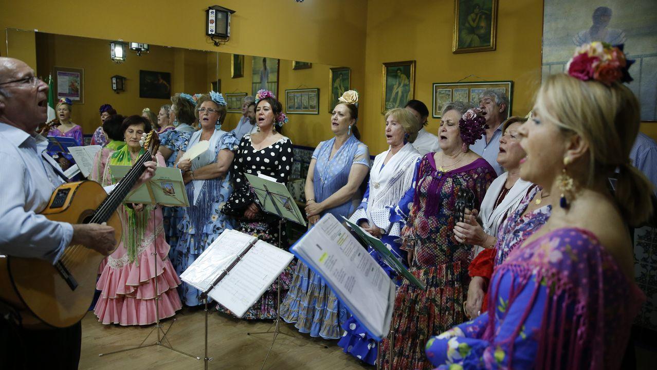El colegio Ponte Pasaxe de Fonteculler celebra el carnaval