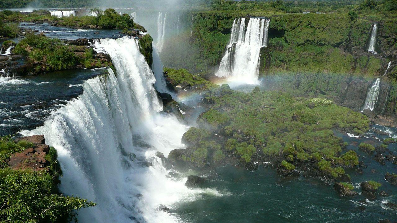 Cataratas Iguazú