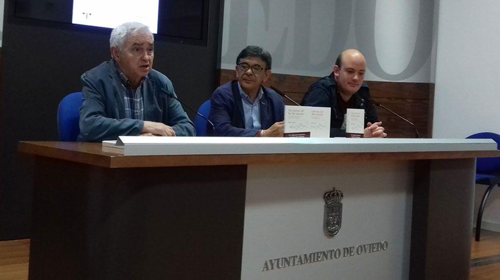 Fernández Conde, Sánchez Ramos y Barrero.Fernández Conde, Sánchez Ramos y Barrero