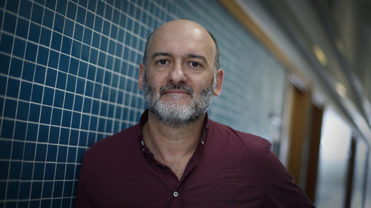 ¿Cómo están integrando las empresas gallegas las nuevas tecnologías?.Ramón Doallo, en la Facultad de Informática
