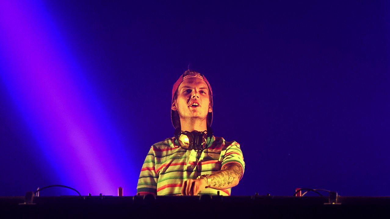 Muere el dj sueco Avicii a los 28 años.La sede de Duro Felguera