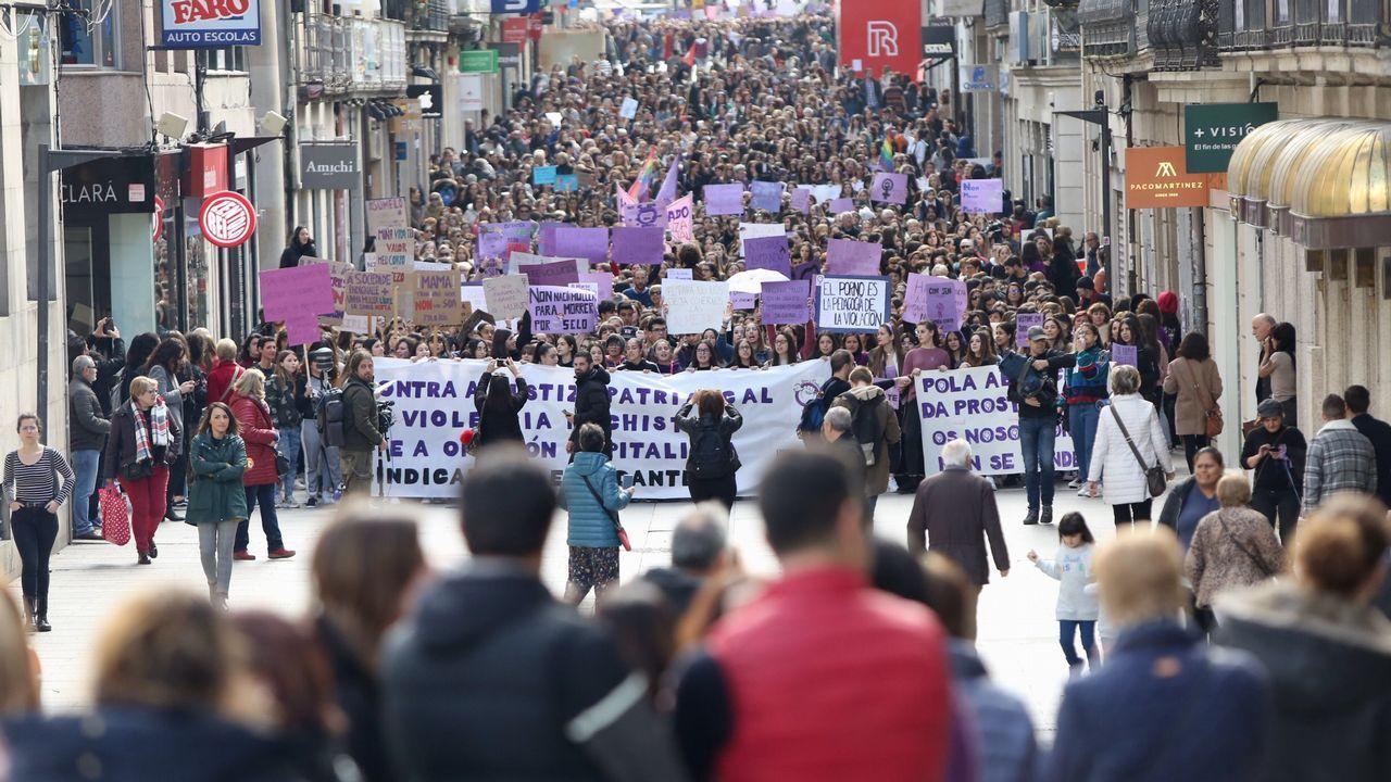8M en Vigo