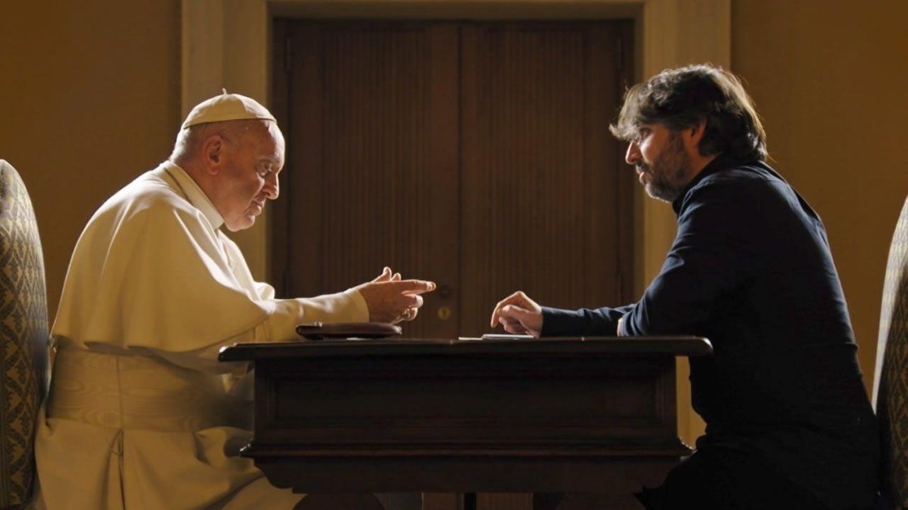 El papa encontró ayer un buen interlocutor en el rey de Marruecos, Mohamed VI