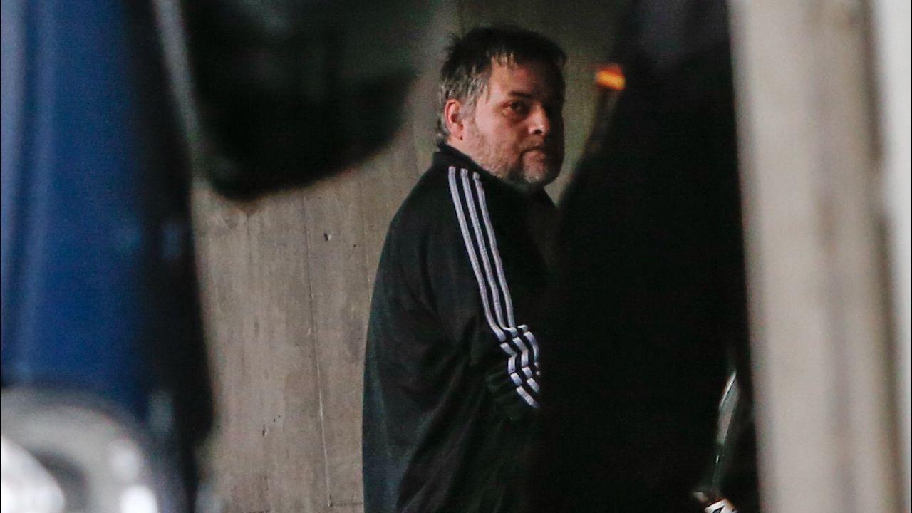 «En estado normal, yo no mato al niño».El parricida de Oza-Cesuras, entra en los juzgados de A Coruña