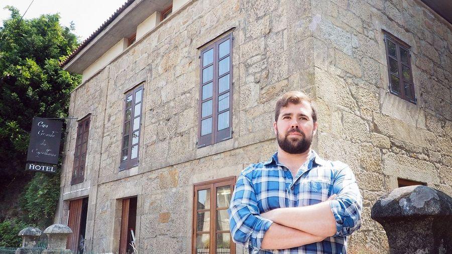 Nuevo albergue en Padrón en una antigua casa de capellanes