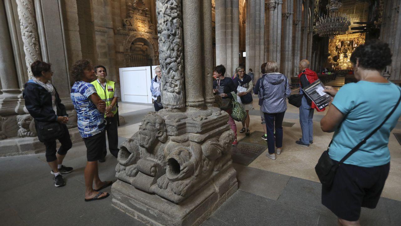 Las visitas se realizarán en grupo de un máximo de 25 personas y tendrán una duración de entre diez y quince minutos