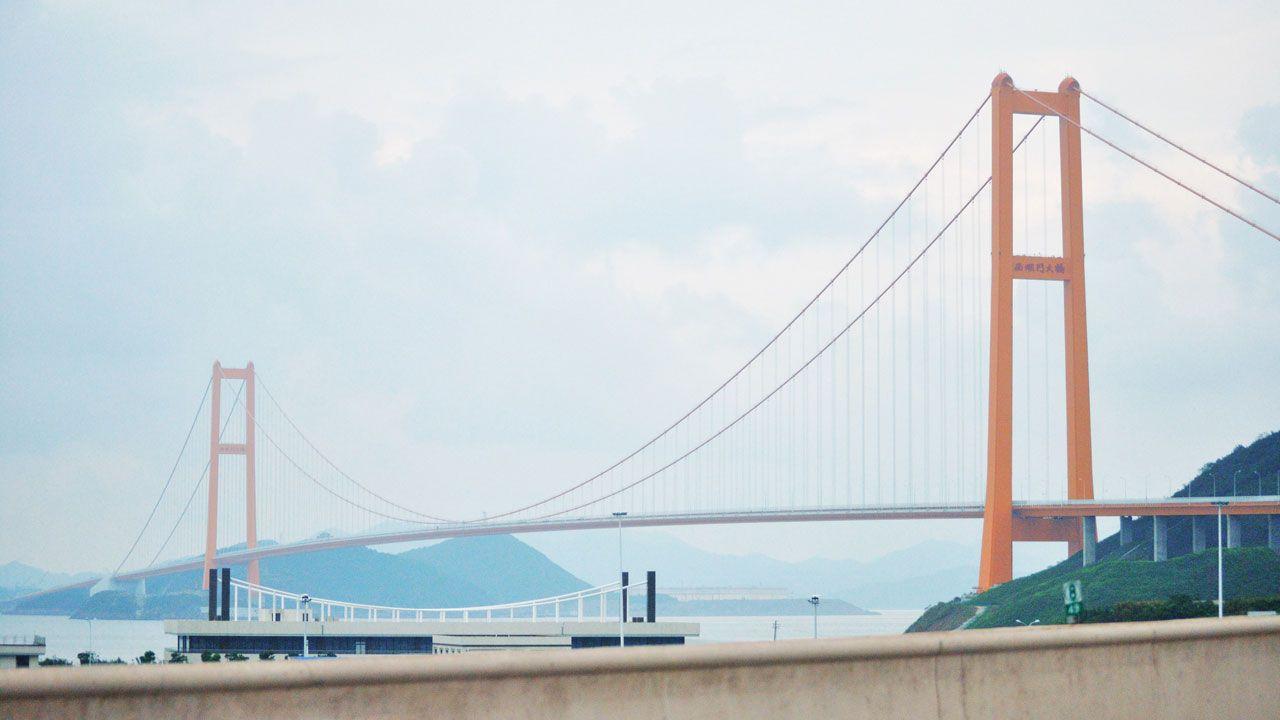 Puente de Xiohumen