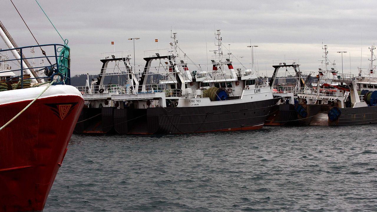 Así es la nueva planta de Atunlo en Portugal.Las flotas asitáticas se niegan a seguir las prácticas comunes en las occidentales