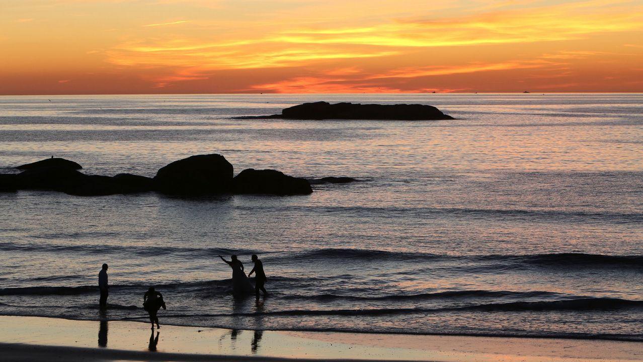 Pontevedra es la provincia más popular en la red de fotos más popular. A Lanzada, entre Sanxenxo y O Grove suma 1.234 menciones
