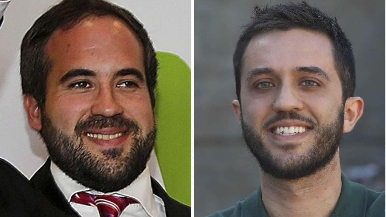 racismo, xenofobia.Andrés Álvarez y Pablo Cancio