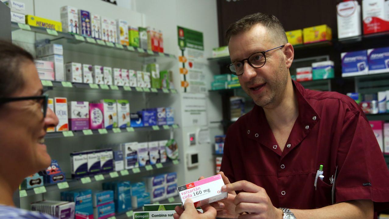 Sanidad retira más de un centenar de medicamentos contra la hipertensión.